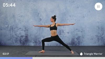 Mon application de yoga préférée : Asana Rebel
