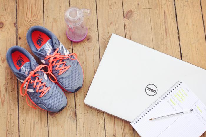 Comment courir entre midi et deux quand on travaille ?