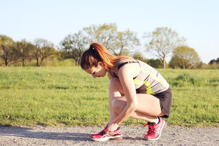 Les 5 raisons pour lesquelles j'aime courir