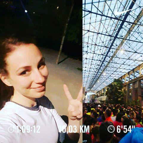 Foulées de l'éléphant : ma première course 10 km