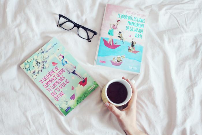 Les meilleurs conseils bonheur des livres de Raphaëlle Giordano