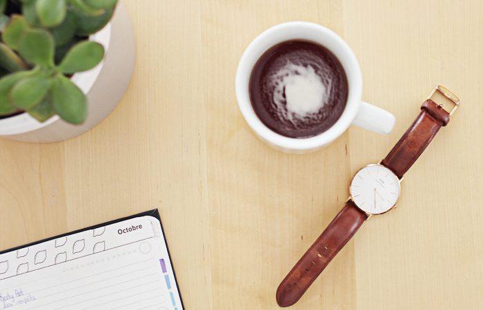 5 astuces pour s'organiser et optimiser son temps