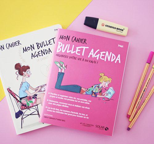 Le bullet agenda de Powa