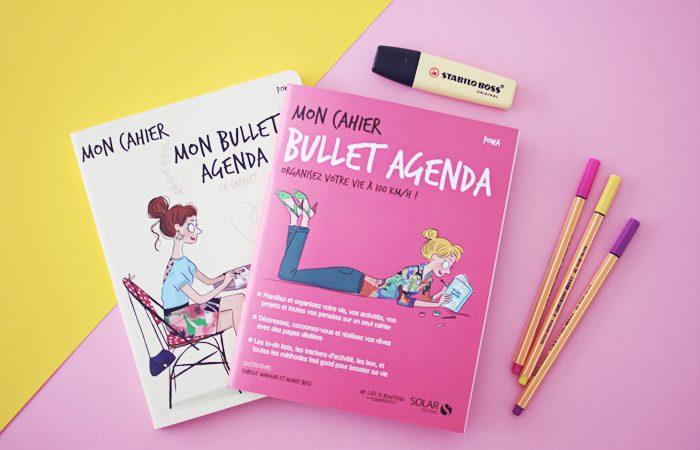 Lecture : Le Bullet Agenda de Powa (concours)
