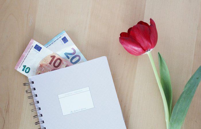 Gestion budget familial mensuel