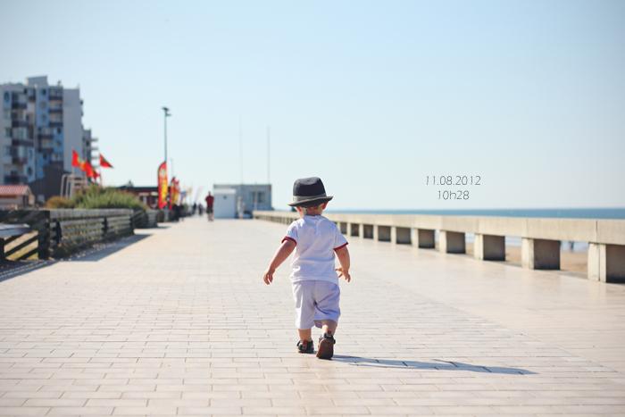 Projet photo enfant sur 1 an