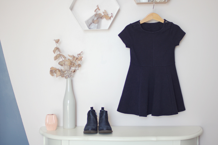 Comment faire une garde robe automne hiver minimaliste pour ses enfants ?