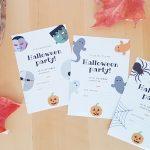 Mini checklist pour préparer Halloween (+ vos invitations à imprimer)