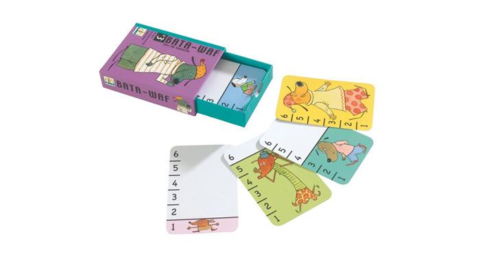Le jeu pour les plus petits : Bata Waf