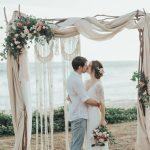 Notre renouvellement de voeux à la Réunion pour nos 10 ans de mariage