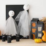 3 idées de DIY d'Halloween à faire avec les enfants