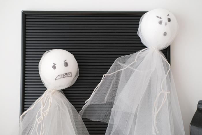 DIY d'Halloween, bricolage à faire avec les enfants
