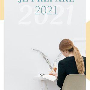 "Workbook ""Je prépare 2021"""
