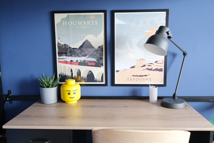 Bureau Star Wars et Legos